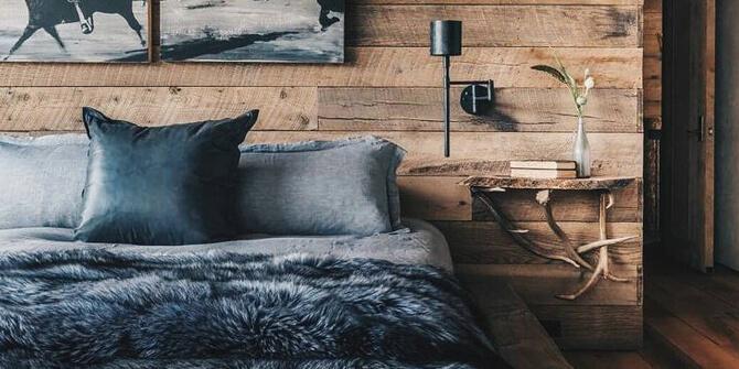 La decoración RAW es sinónimo de tranquilidad y confort