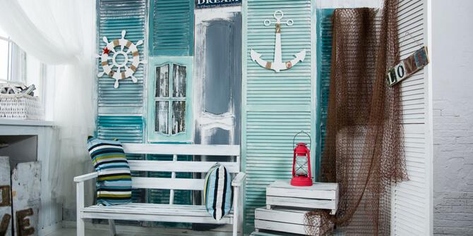 Decora tu hogar al estilo marinero