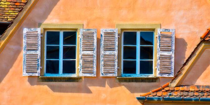 Reducir el consumo eléctrico en la casa de verano