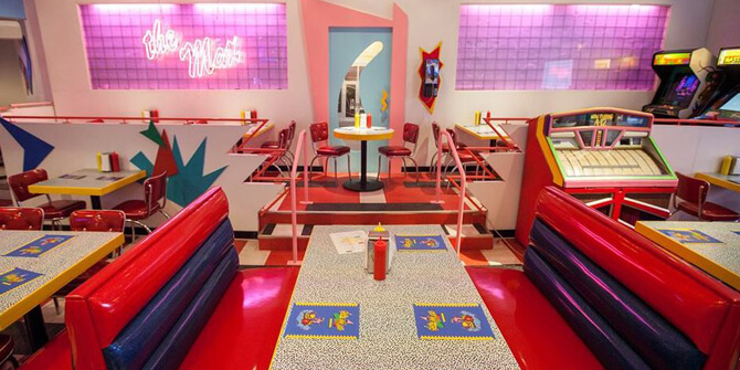 Saved by the max, los ángeles