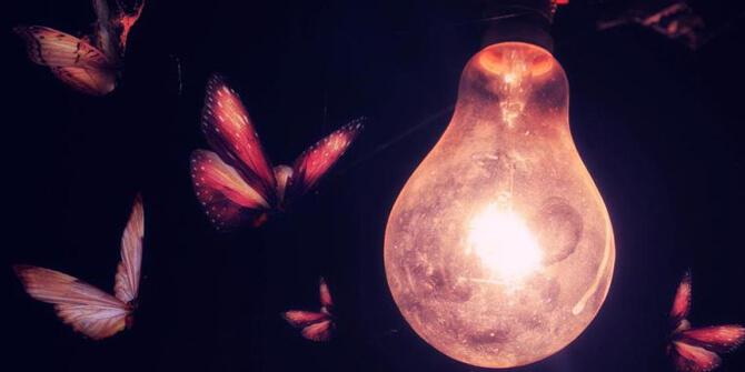 Por qué las bombillas LED no atraen mosquitos