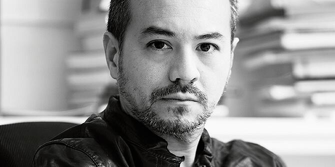 Toan Nguyen diseñador de la colección Algorithm