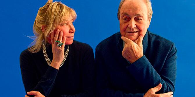 Ernesto Gismondi y Carlotta de Bevilacqua