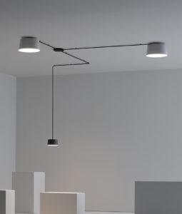 Lámparas de techo tube