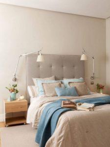 Lámparas dormitorio TOLOMEO