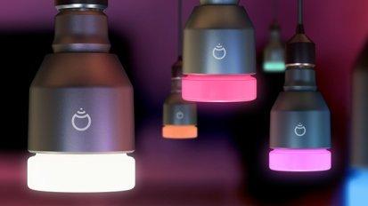 bombillas inteligentes colores