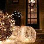 Consigue la iluminación navideña ideal para tu hogar