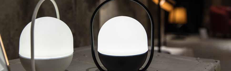 Descubre la lámpara portátil TAKE AWAY - Faro