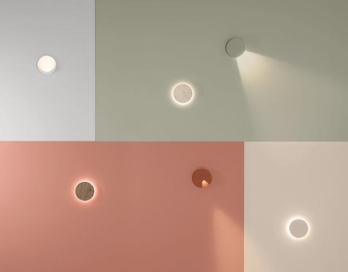 Pared DOTS - Vibia