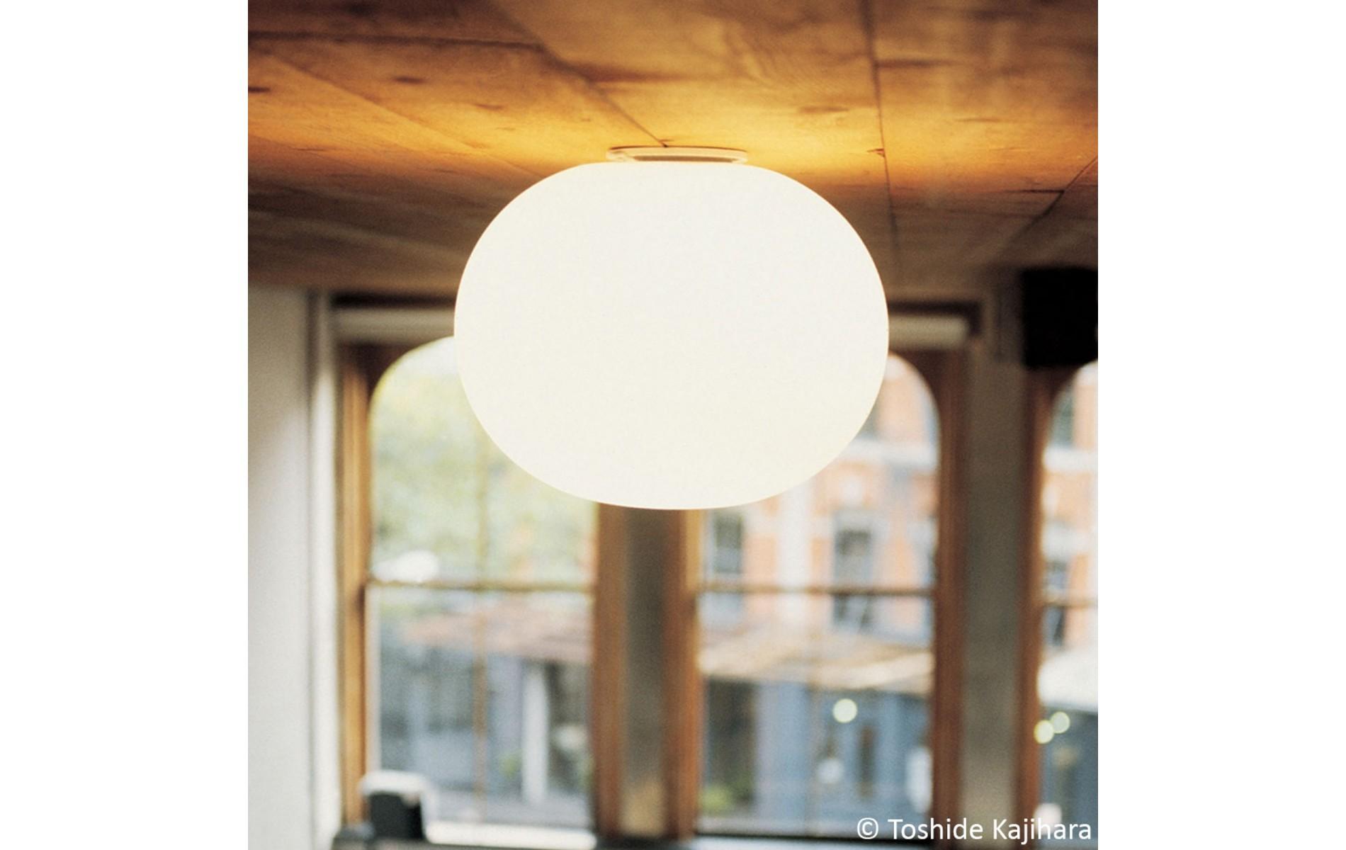 Lámparas de techo bola