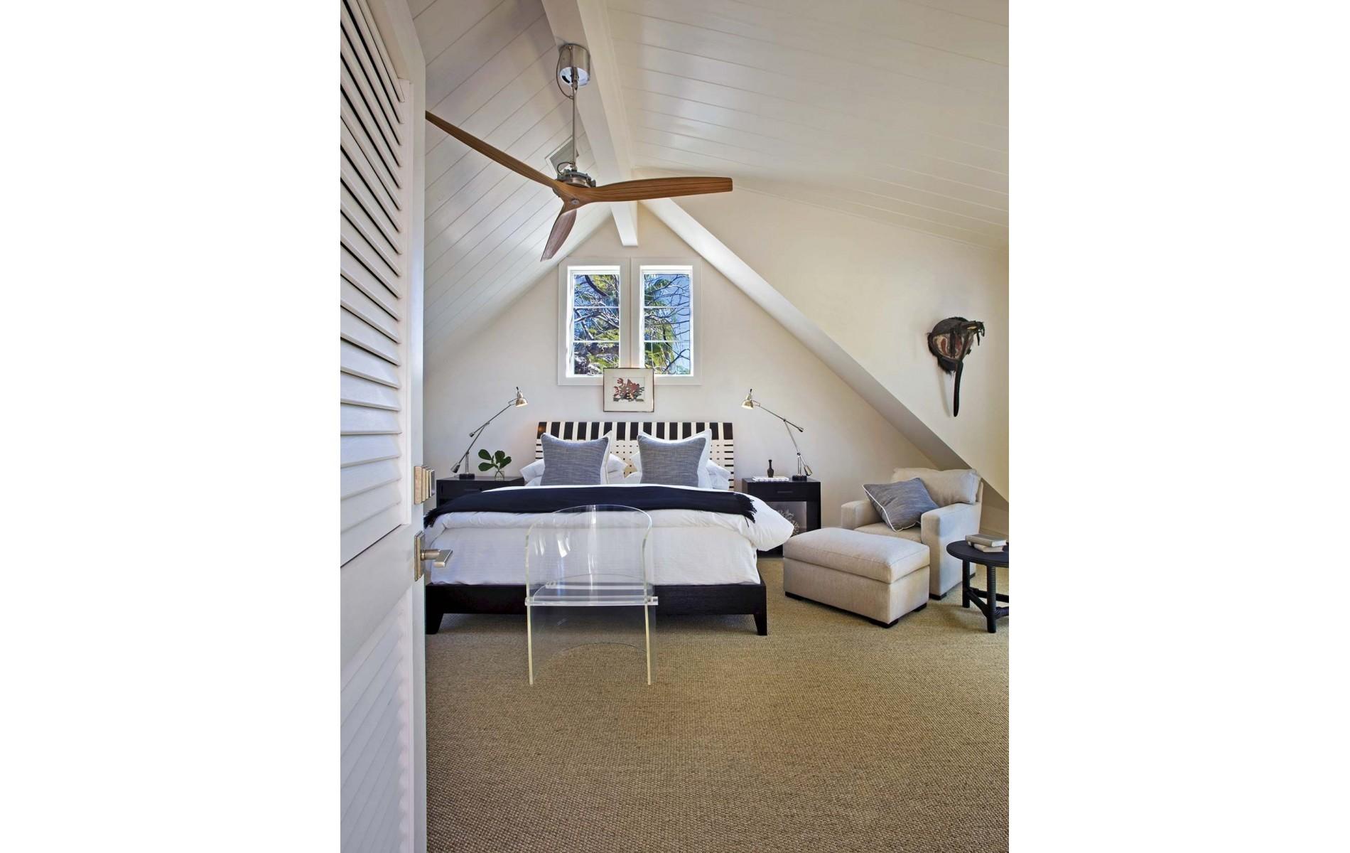Ventiladores de techo de madera
