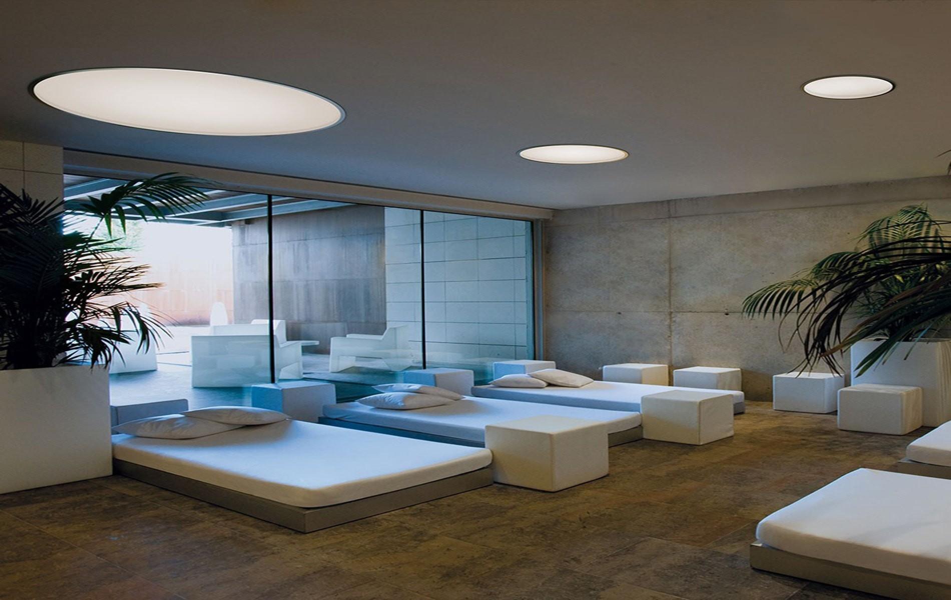 Plafones de techo modernos