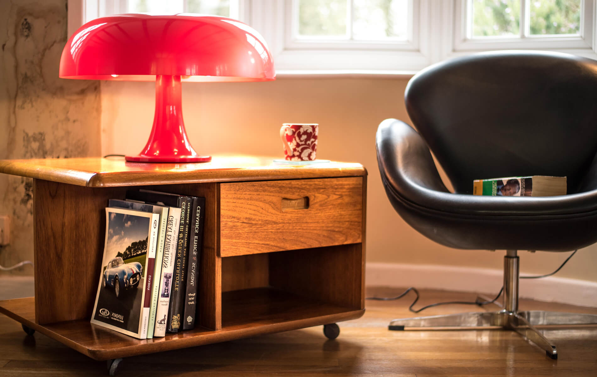 More information of Artemide NESSO table lamp