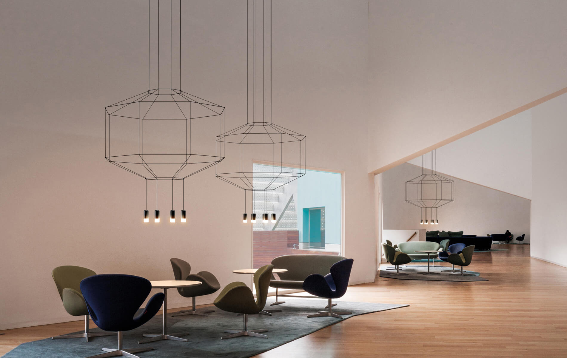 More information of Vibia WIREFLOW 0299 hanging lamp