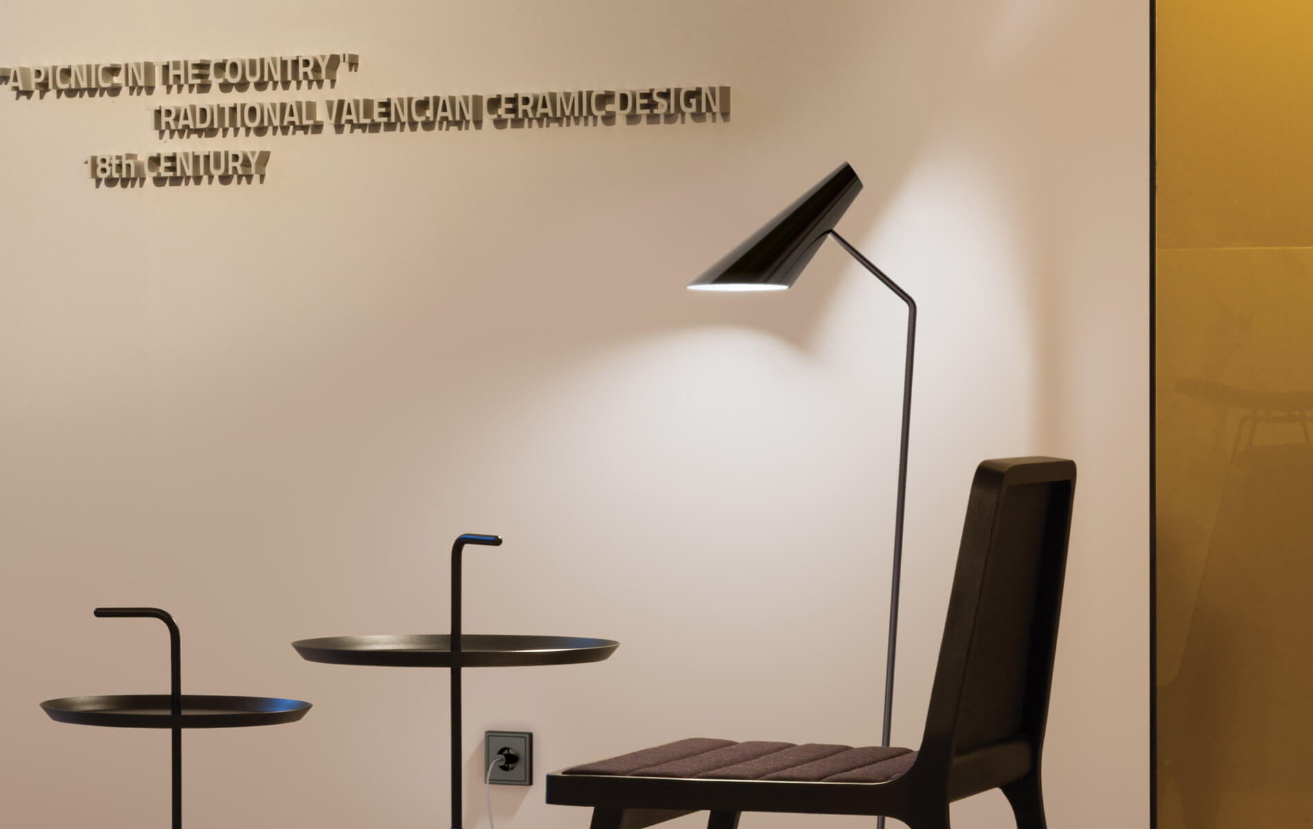 More information of Vibia I.CONO 0712 floor lamp