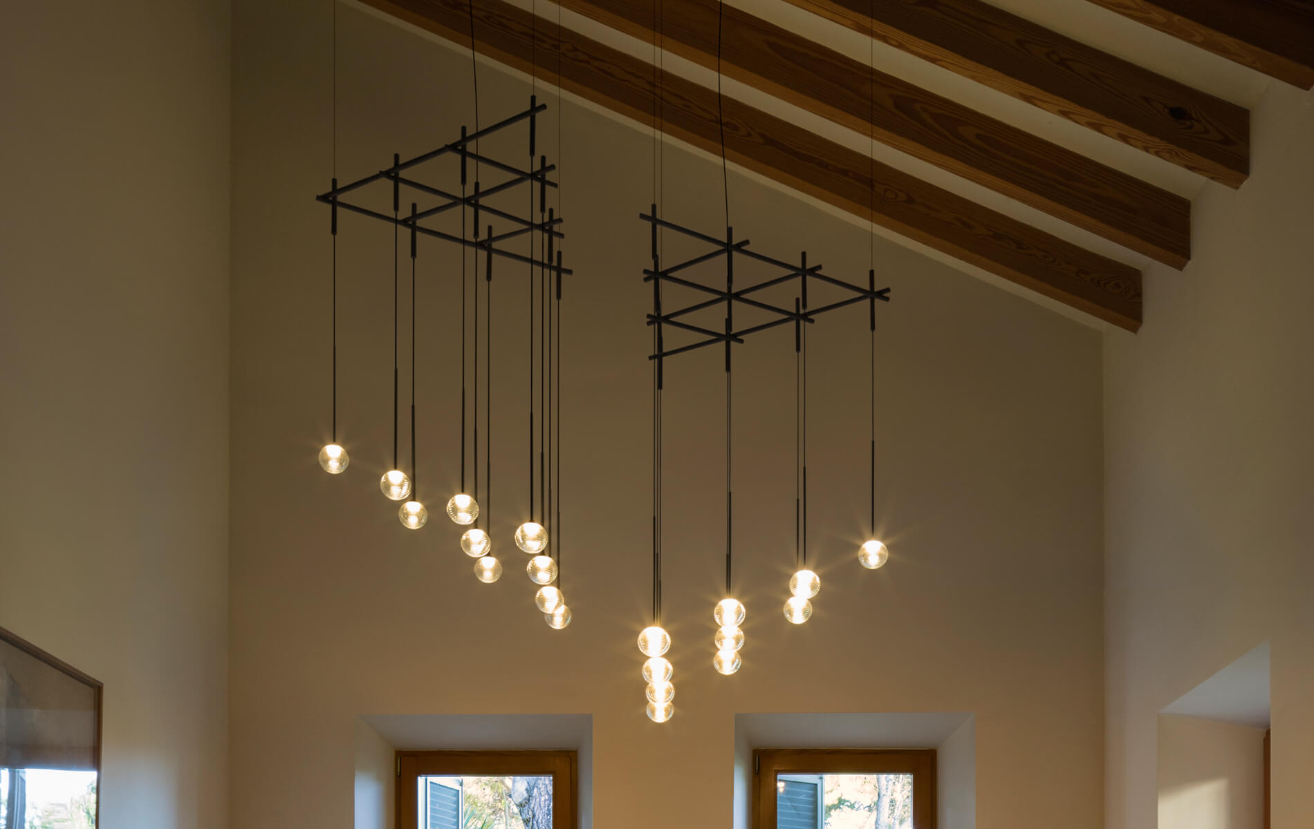 More information of Vibia ALGORITHM 0825 hanging lamp