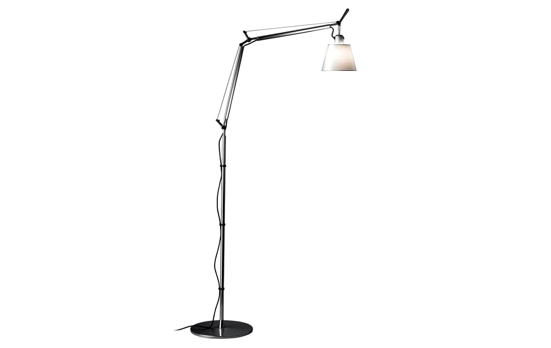 More information of Artemide TOLOME BASCULANTE FLOOR lamp