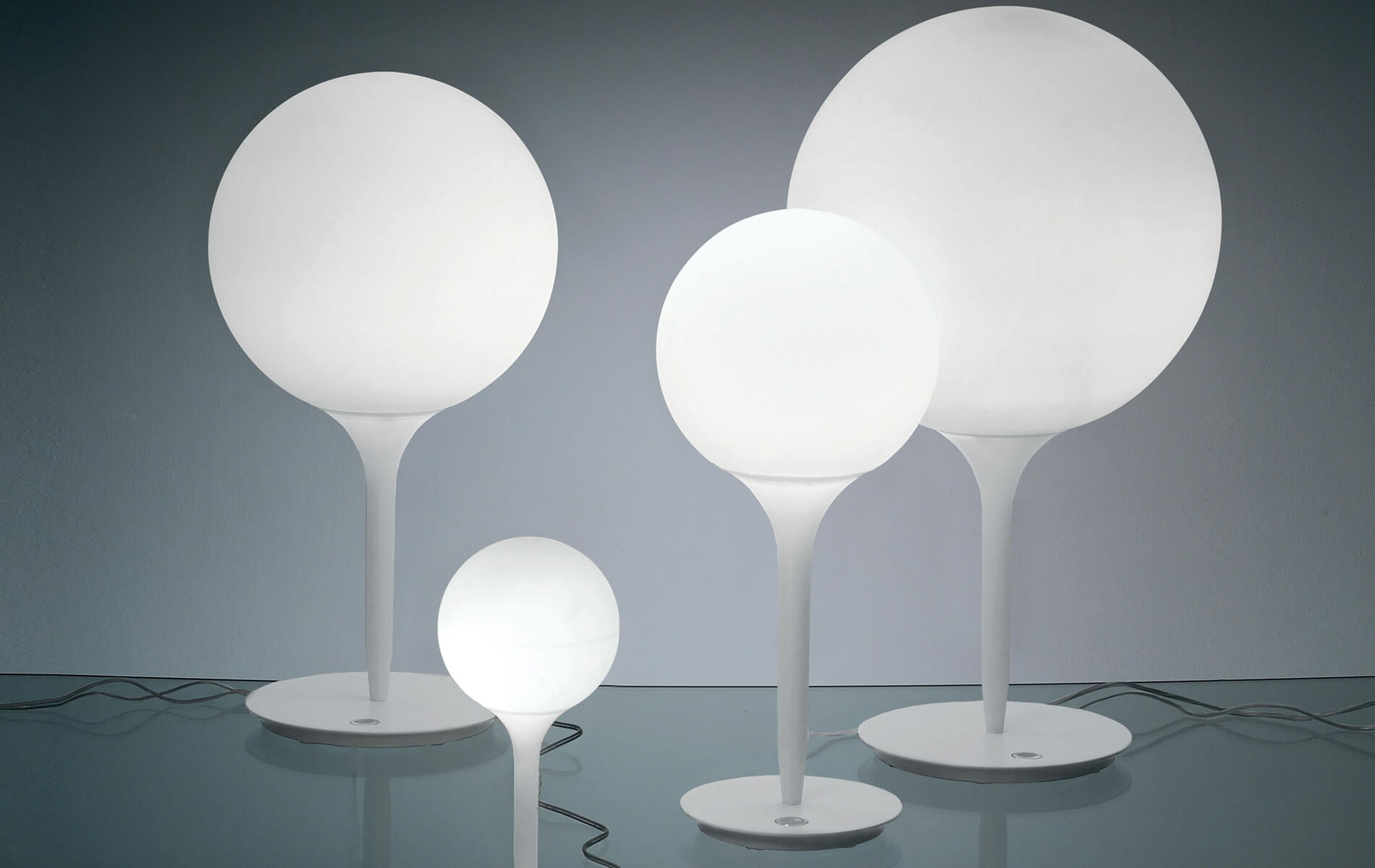 More information of Artemide CASTORE table lamp
