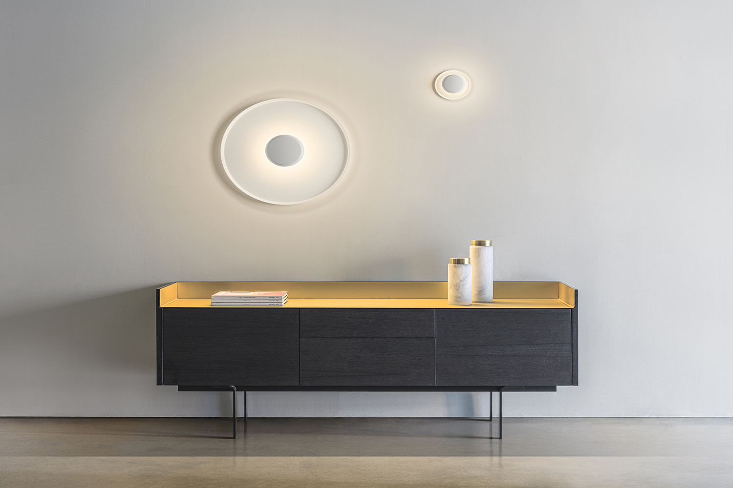 More information of TOP wall lamp - Vibia