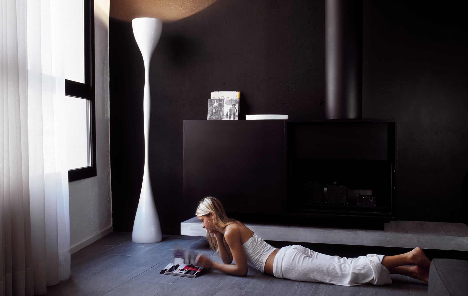 More information of Vibia JAZZ floor lamp