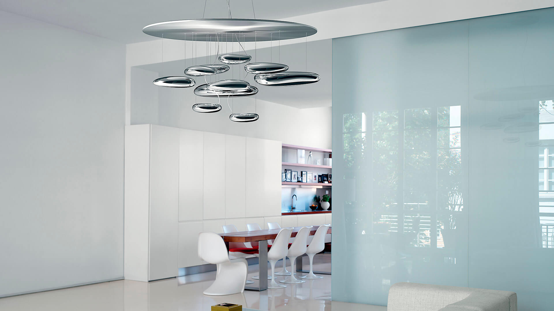 More information of Artemide MERCURY suspension lamp