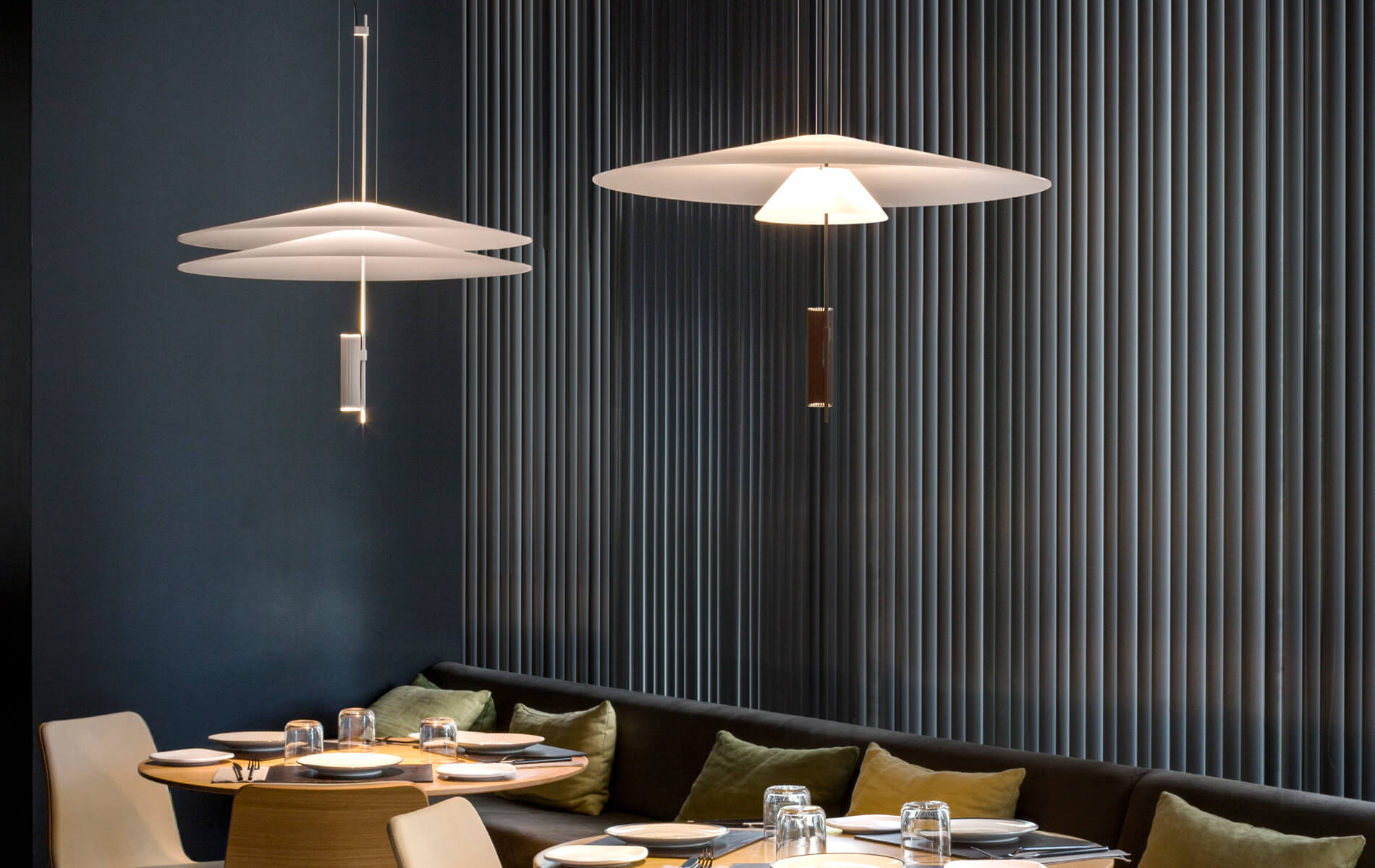 More information of Vibia FLAMINGO 1510 hanging lamp