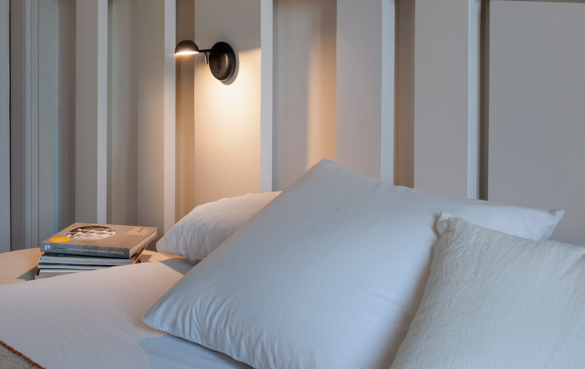 More information of Vibia PIN wall lamp