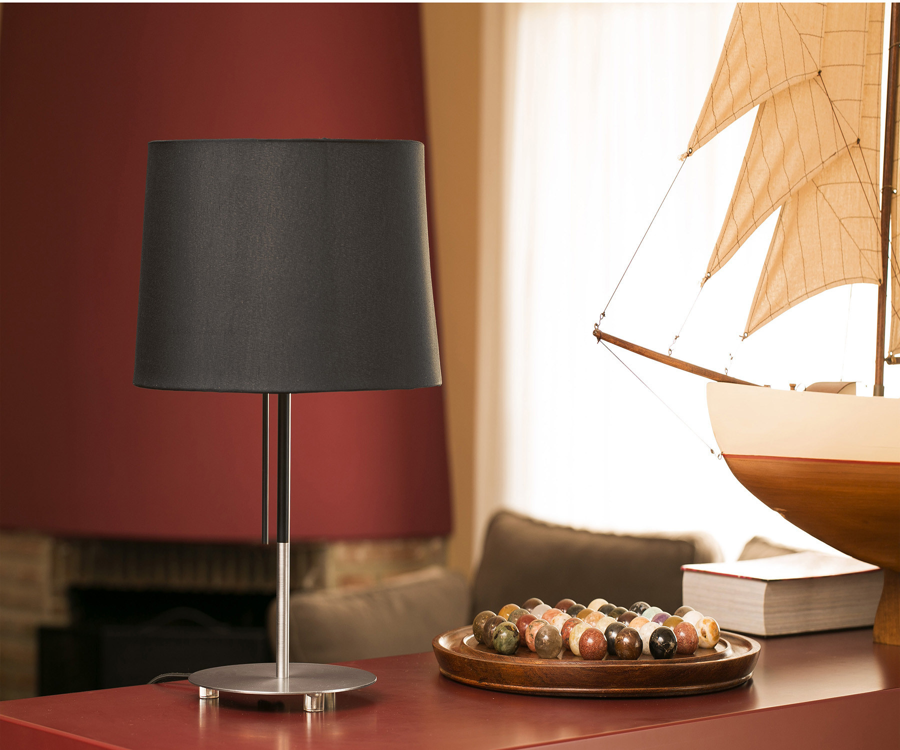 More information of VOLTA table lamp - Faro