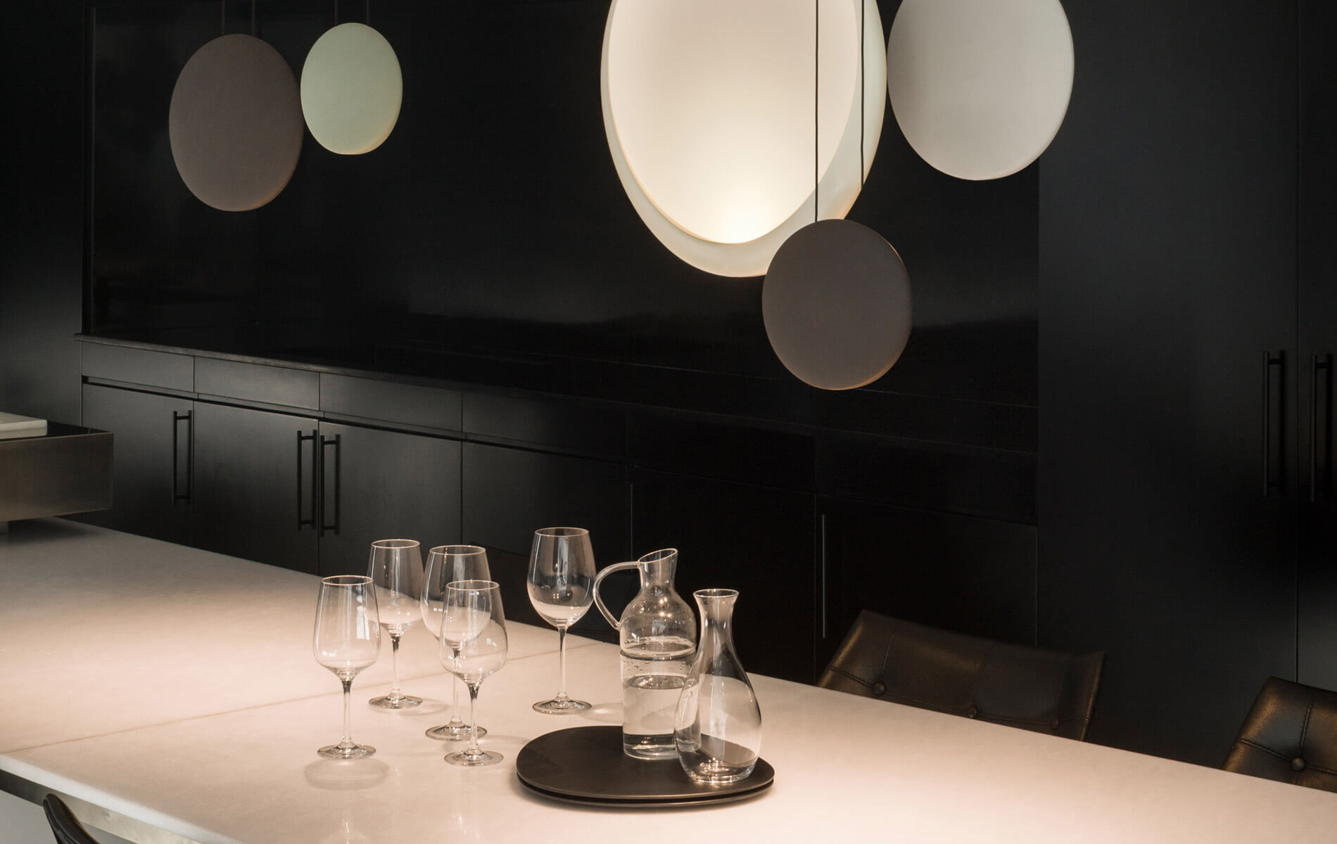 More information of Vibia COSMOS 1 hanging lamp