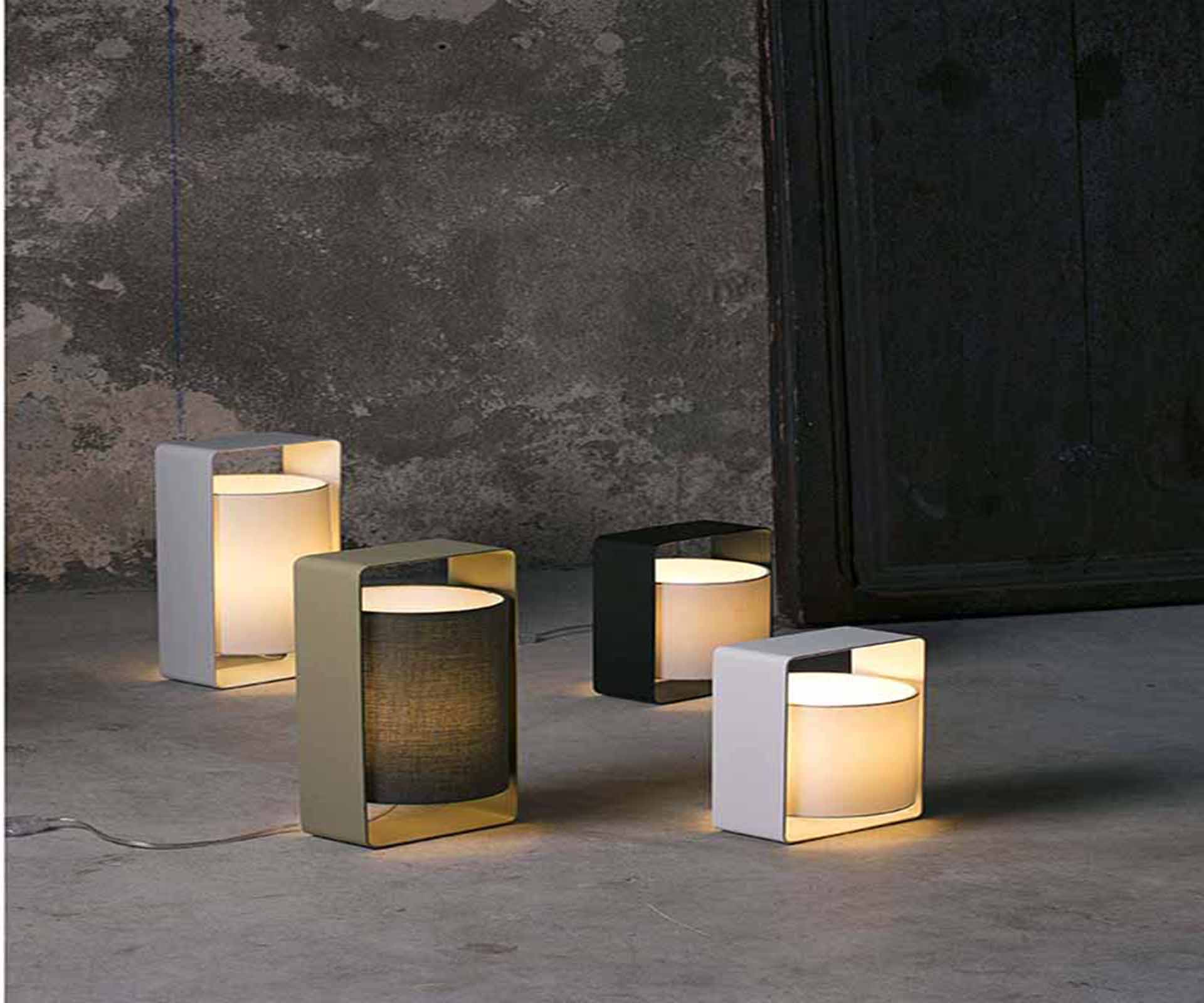 More information of LULA table lamp
