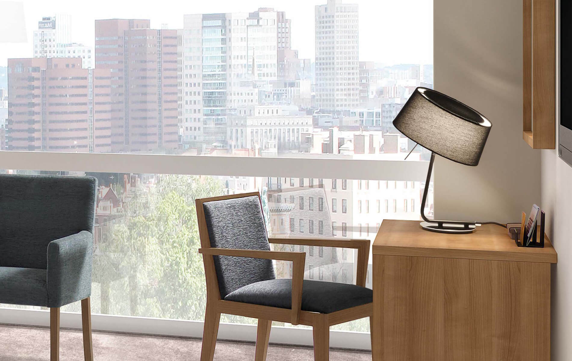 More information of Faro HOTEL table lamp