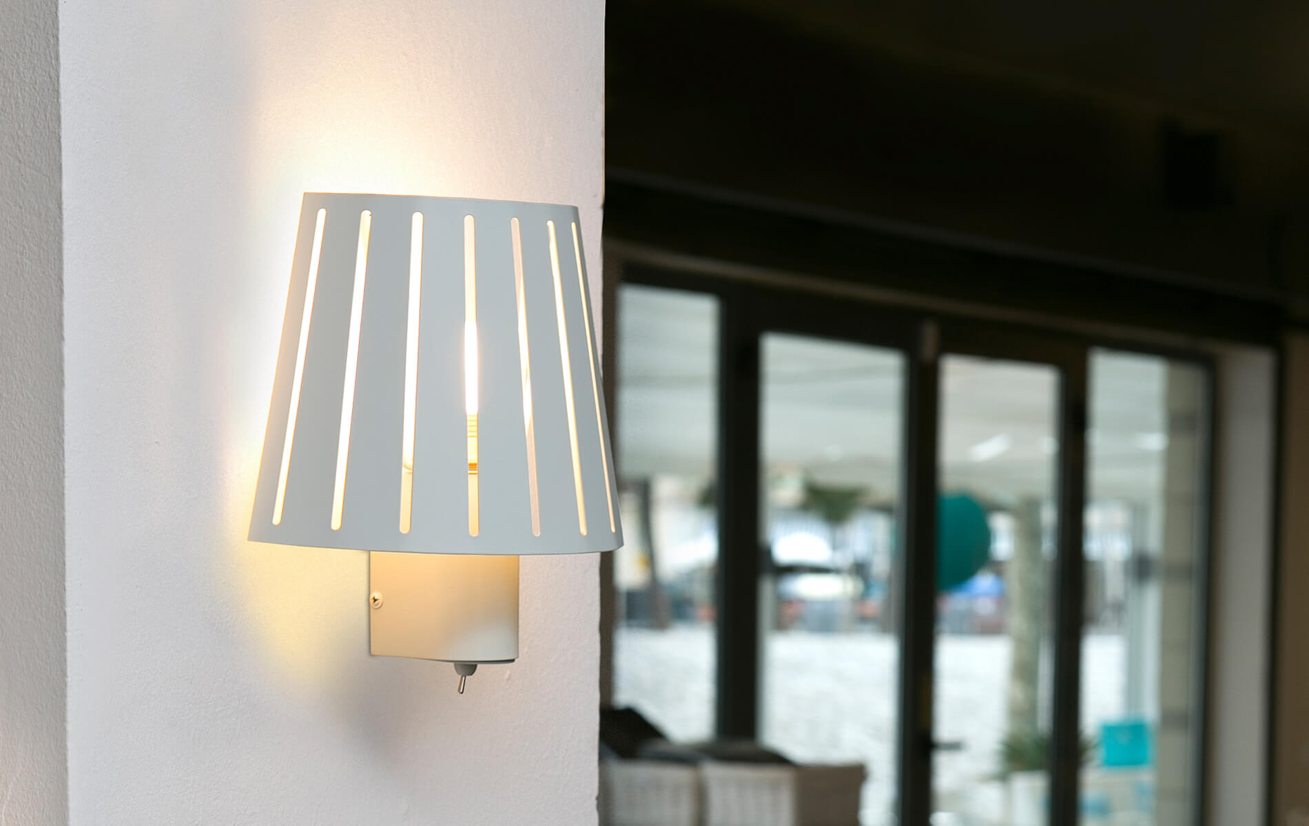 More information of Faro MIX wall lamp
