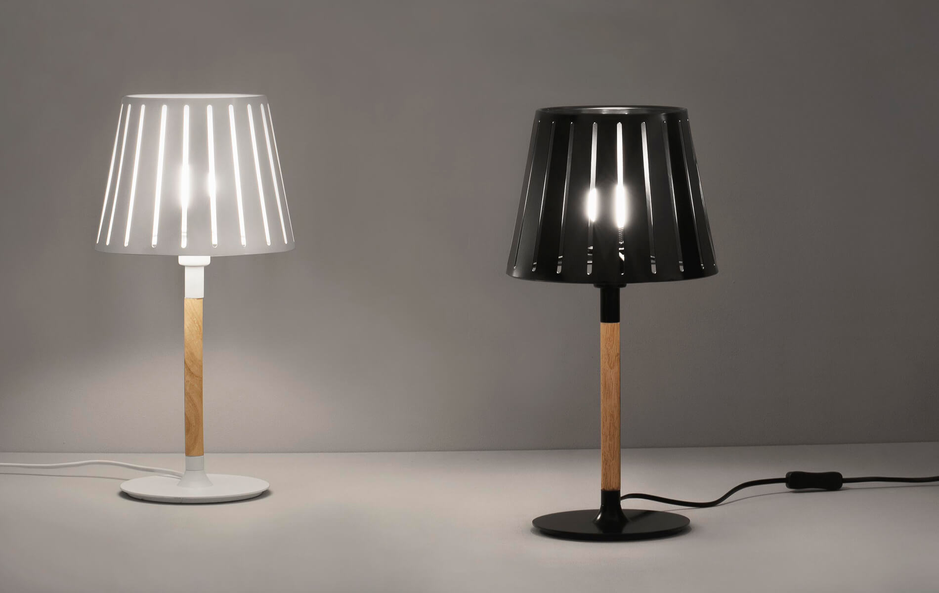 More information of Faro MIX table lamp
