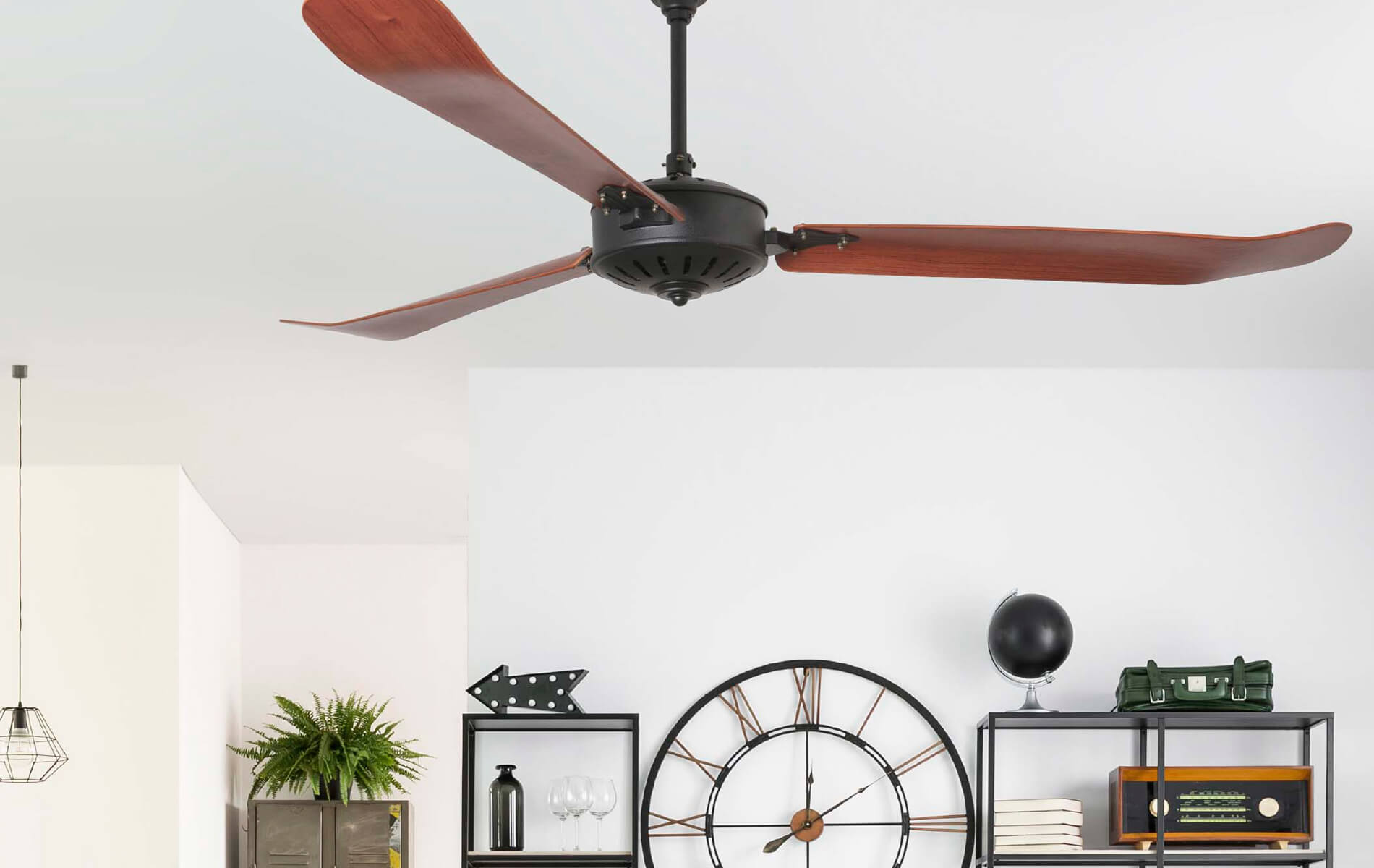 More information of Faro AOBA ceiling fan.