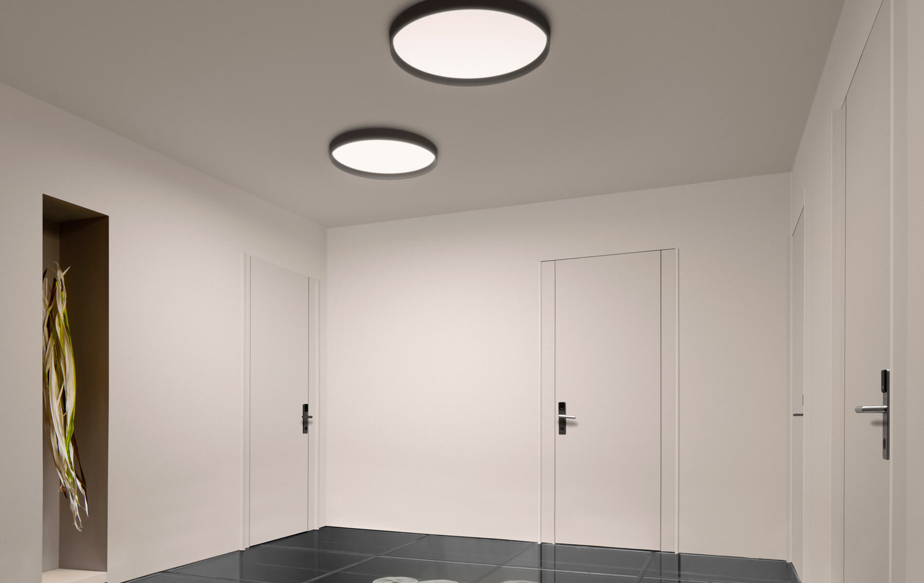 More information of Vibia circular UP ceiling lamp