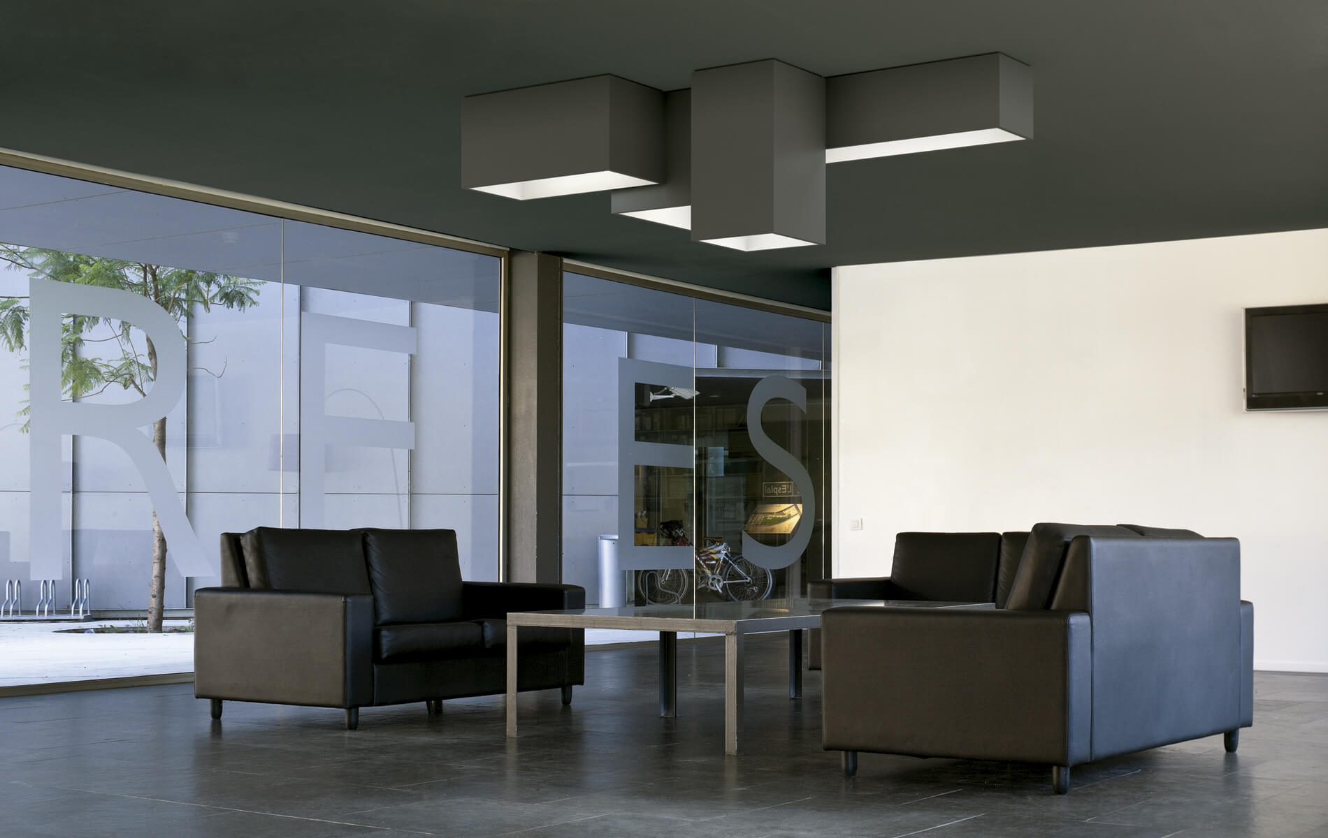 More information of Vibia LINK XXL ceiling lamp