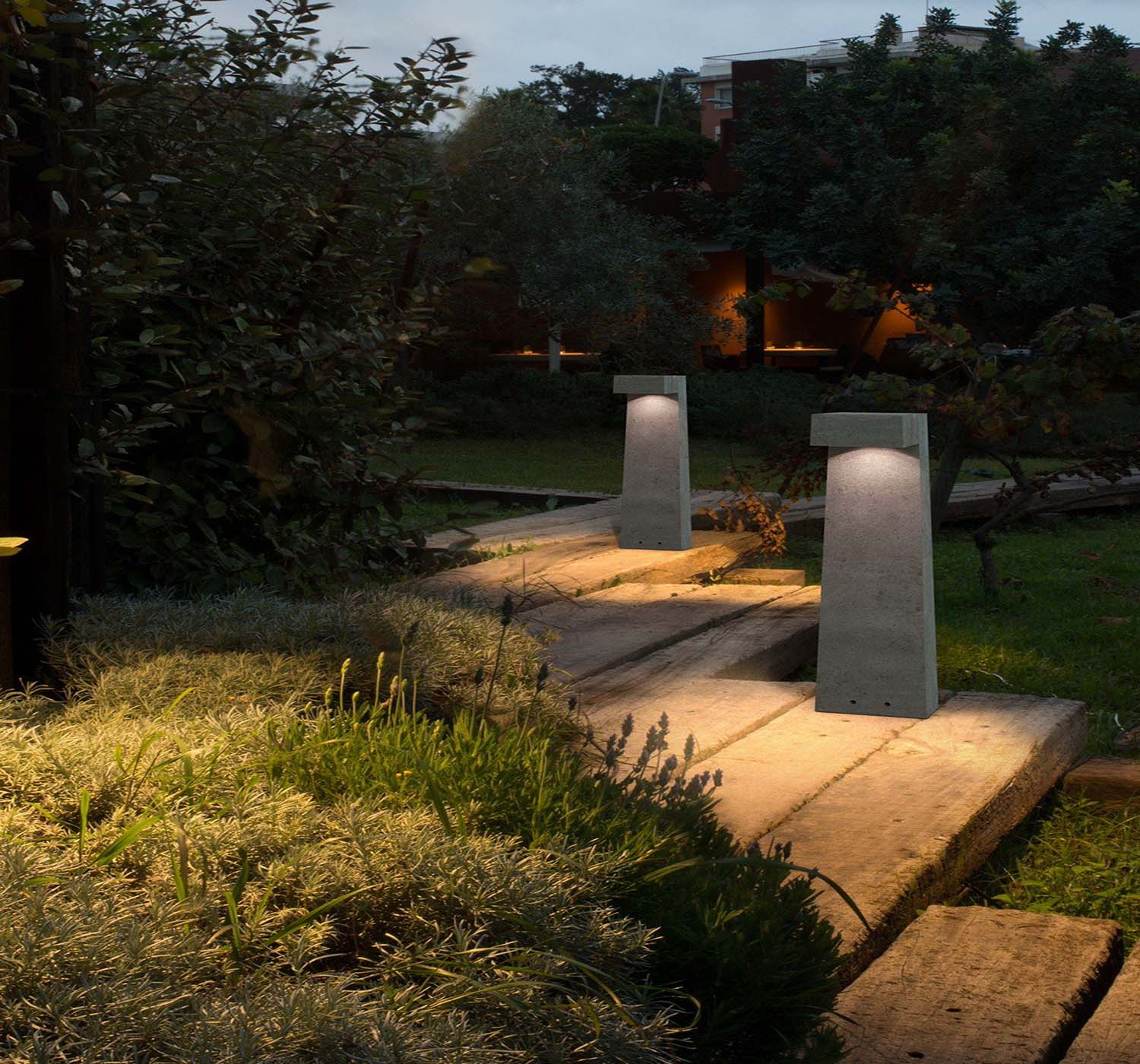 More information of SIMENTI outdoor lamp - Leds C4