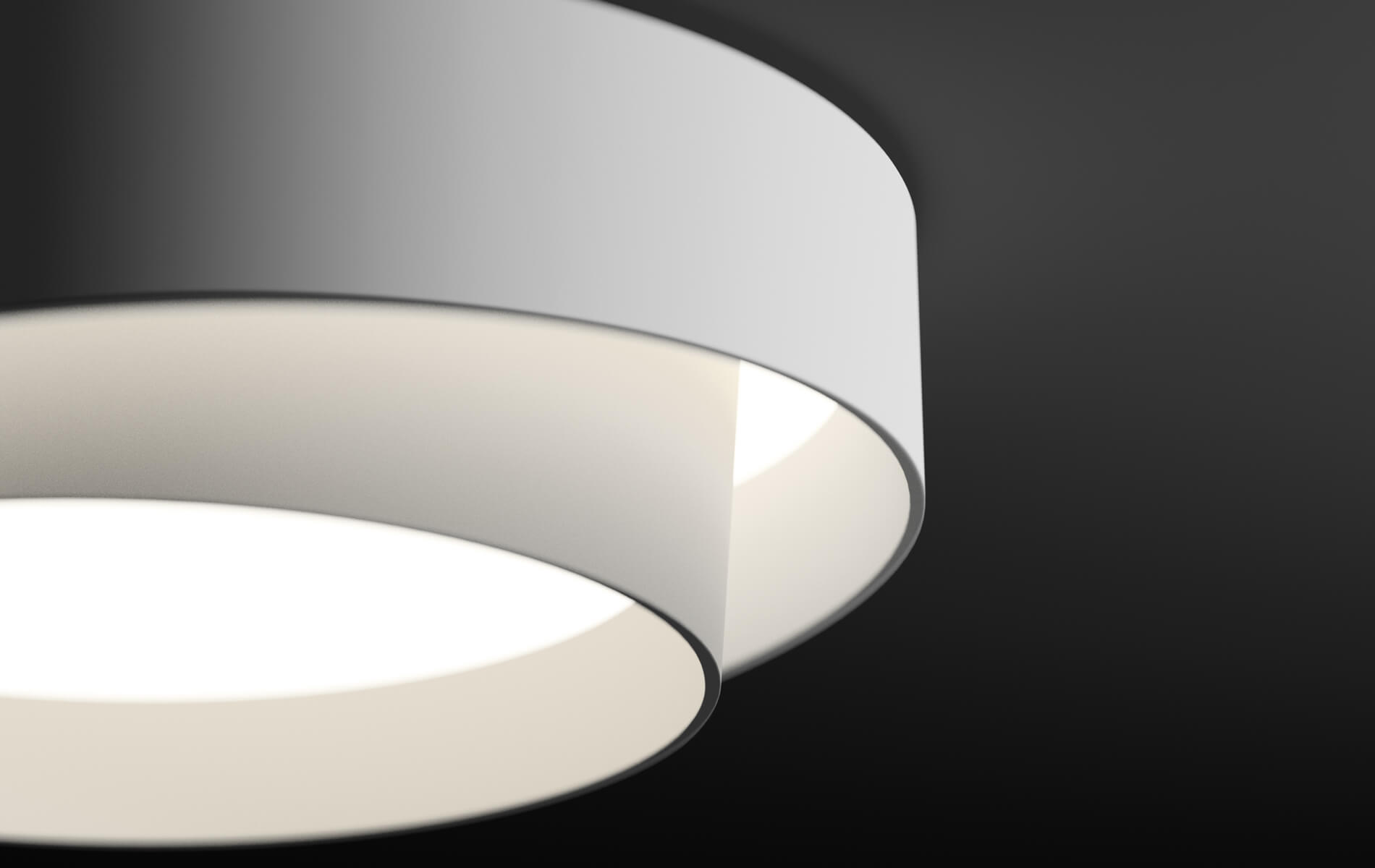More information of Vibia CENTRIC ceiling lamp