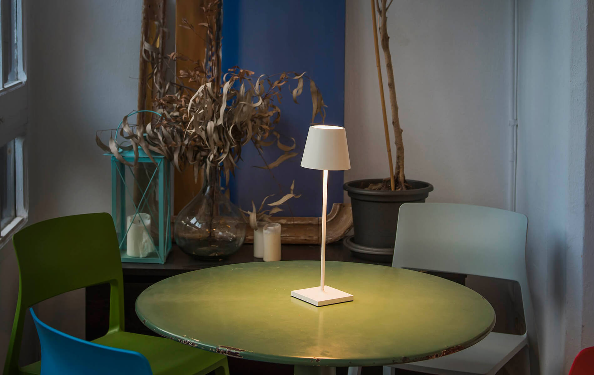 More information of Faro TOC table lamp