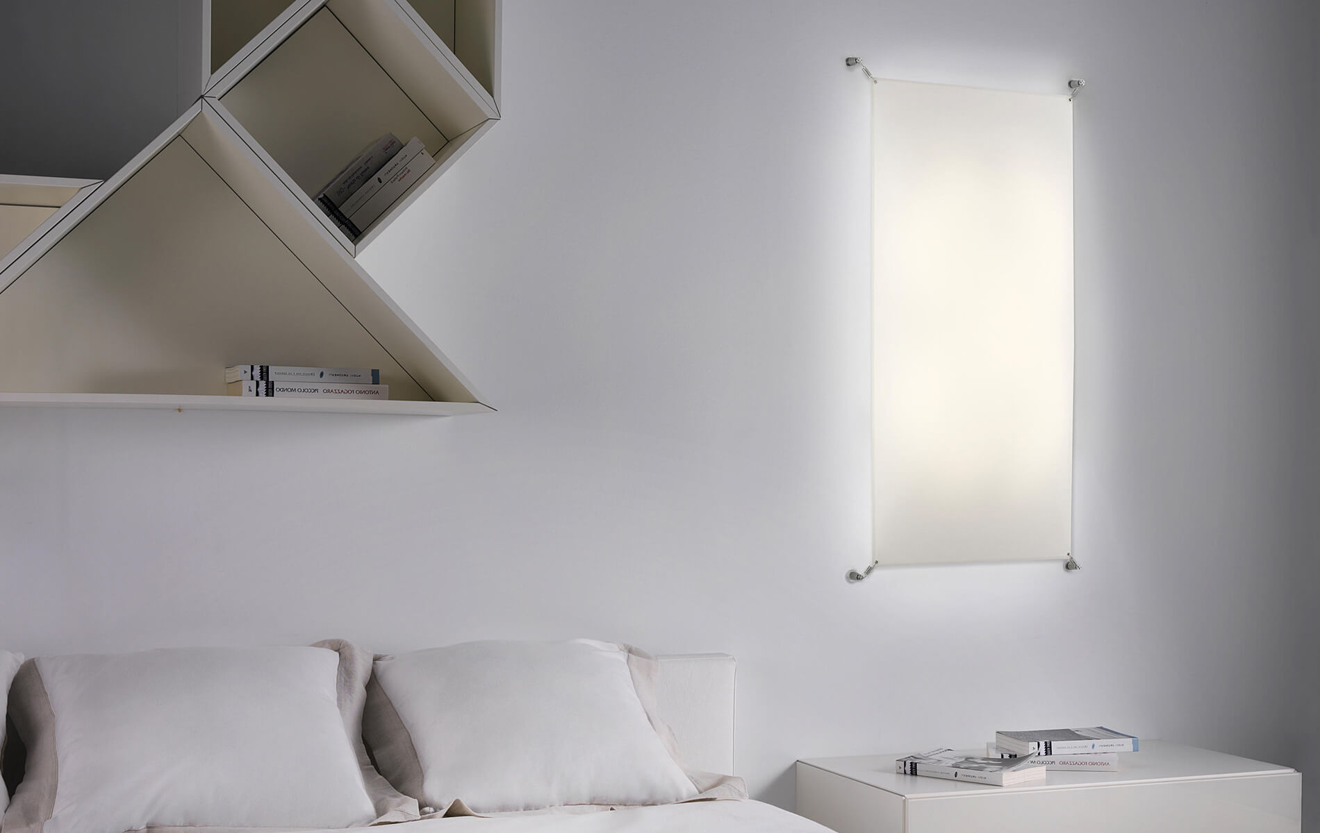 More information of Blux VEROCA 80x40 wall lamp