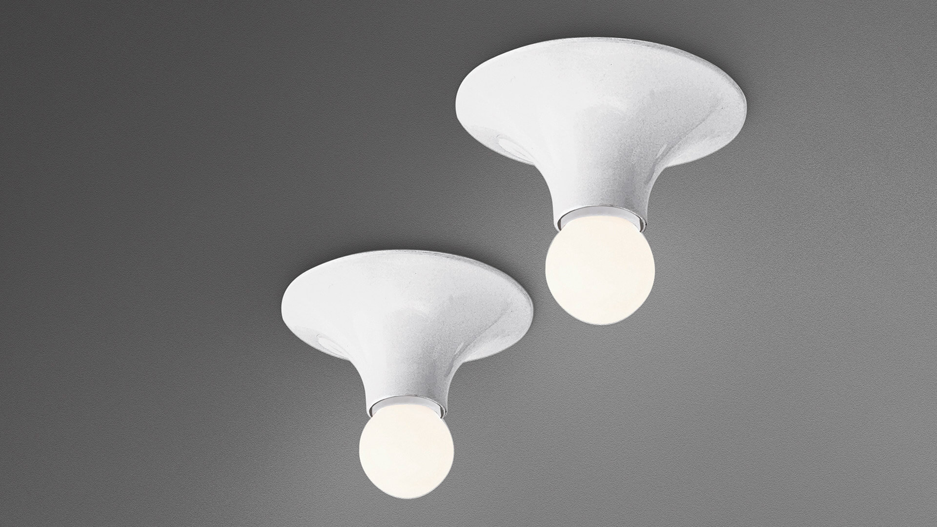 More information of Artemide TETI wall/ceiling lamp