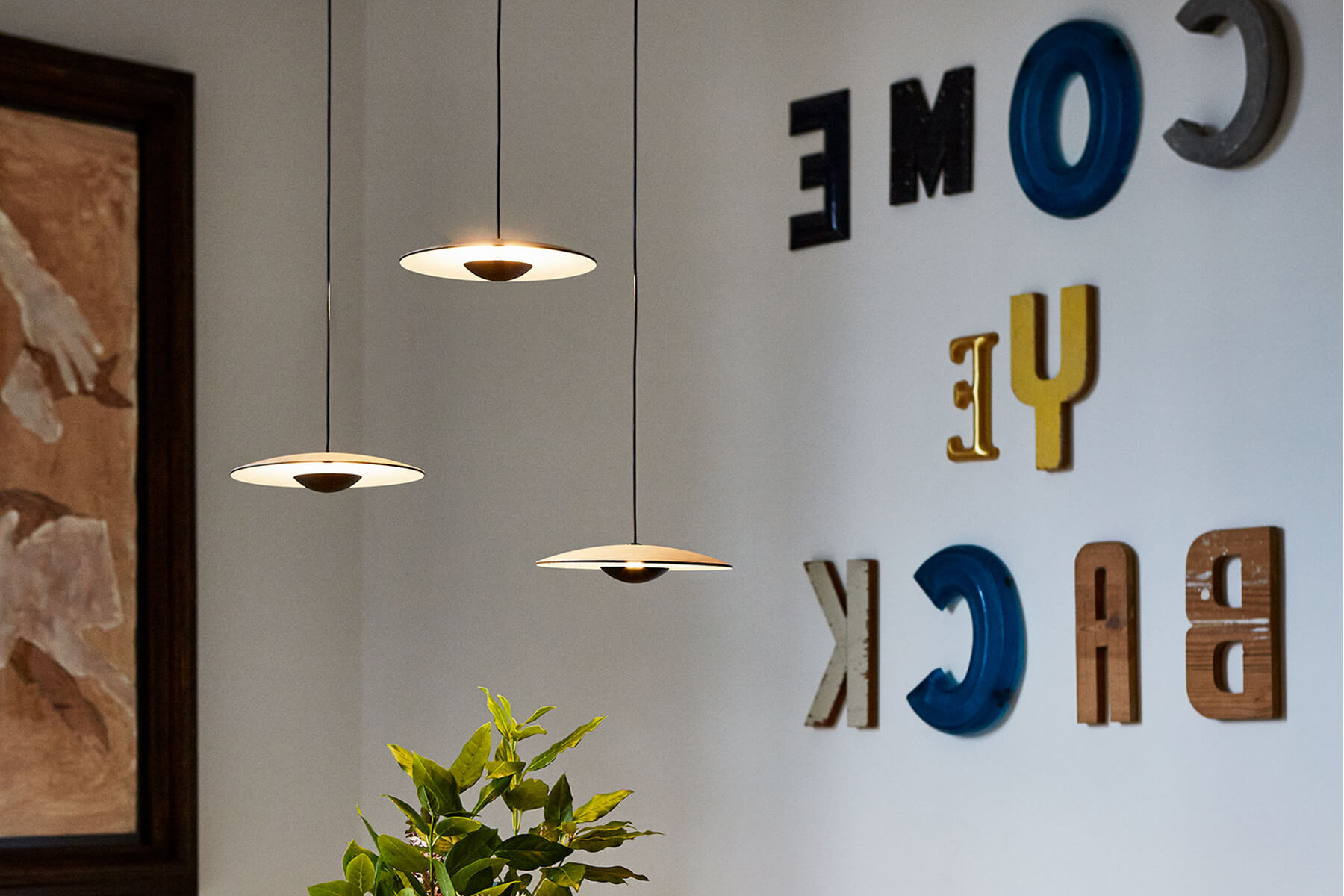 More information of Marset GINGER 20x3 pendant lamp