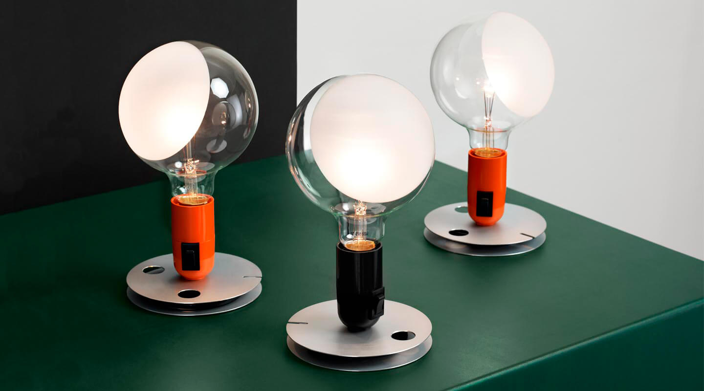 More information of Flos LAMPADINA LED table lamp