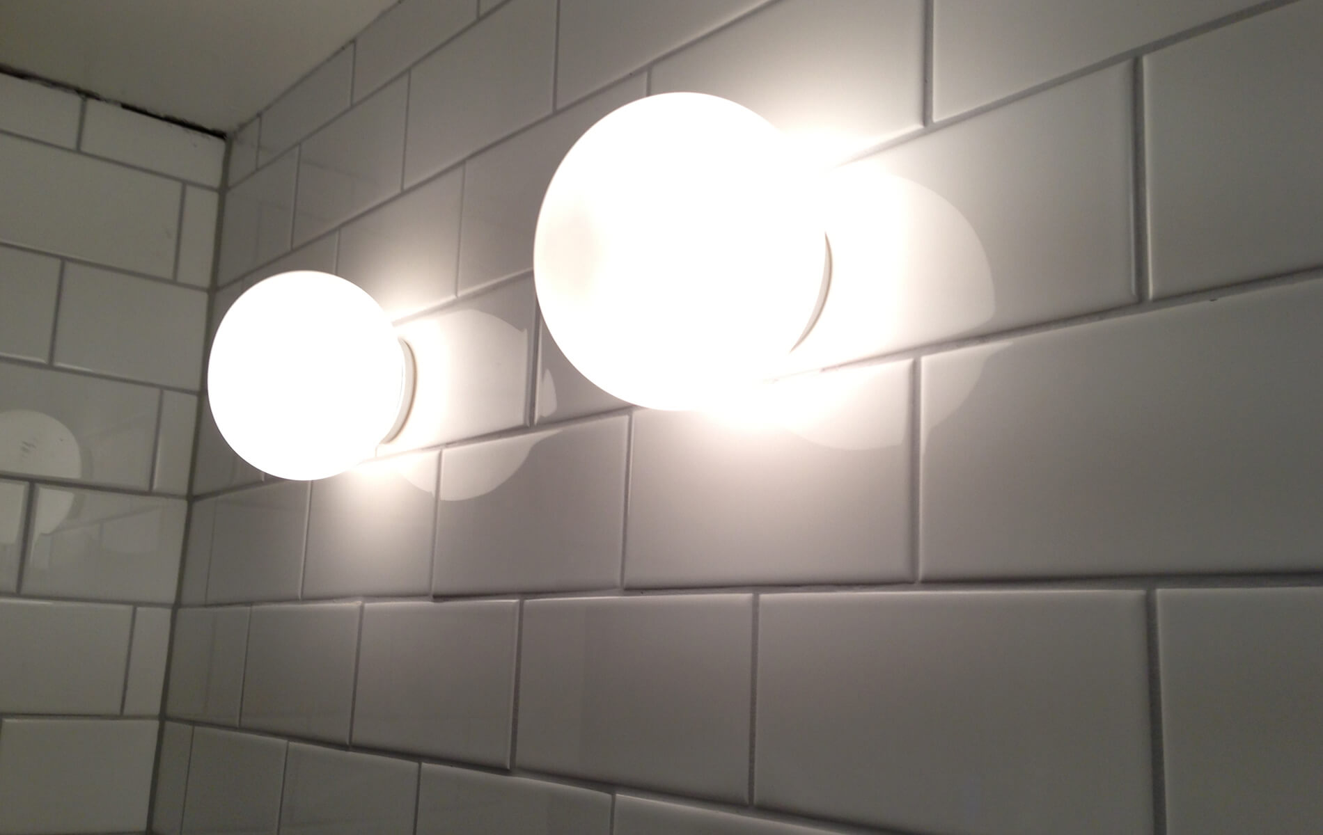 More information of Flos GLO-BALL C/W ceiling/wall lamp