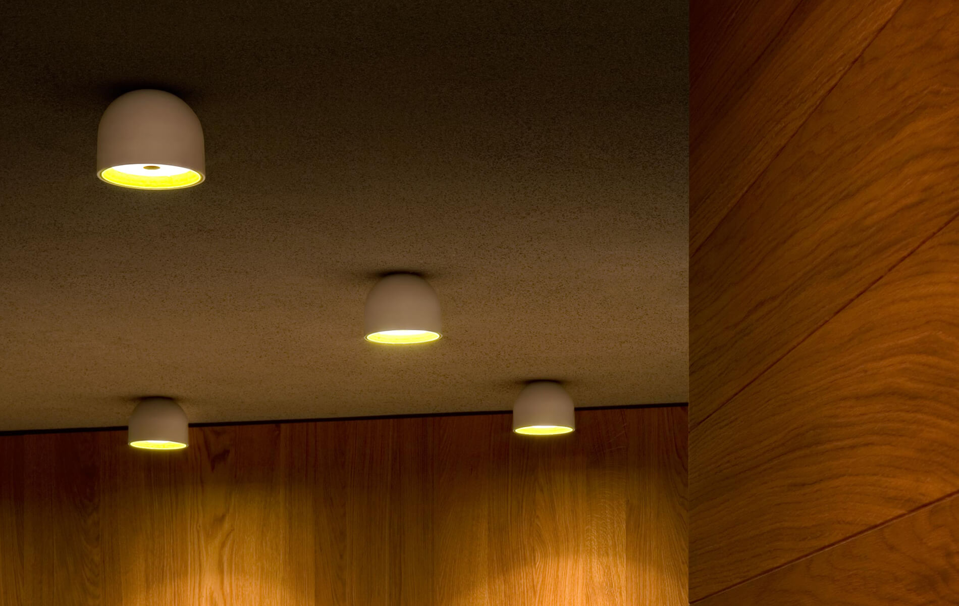More information of Flos WAN C/W ceiling lamp
