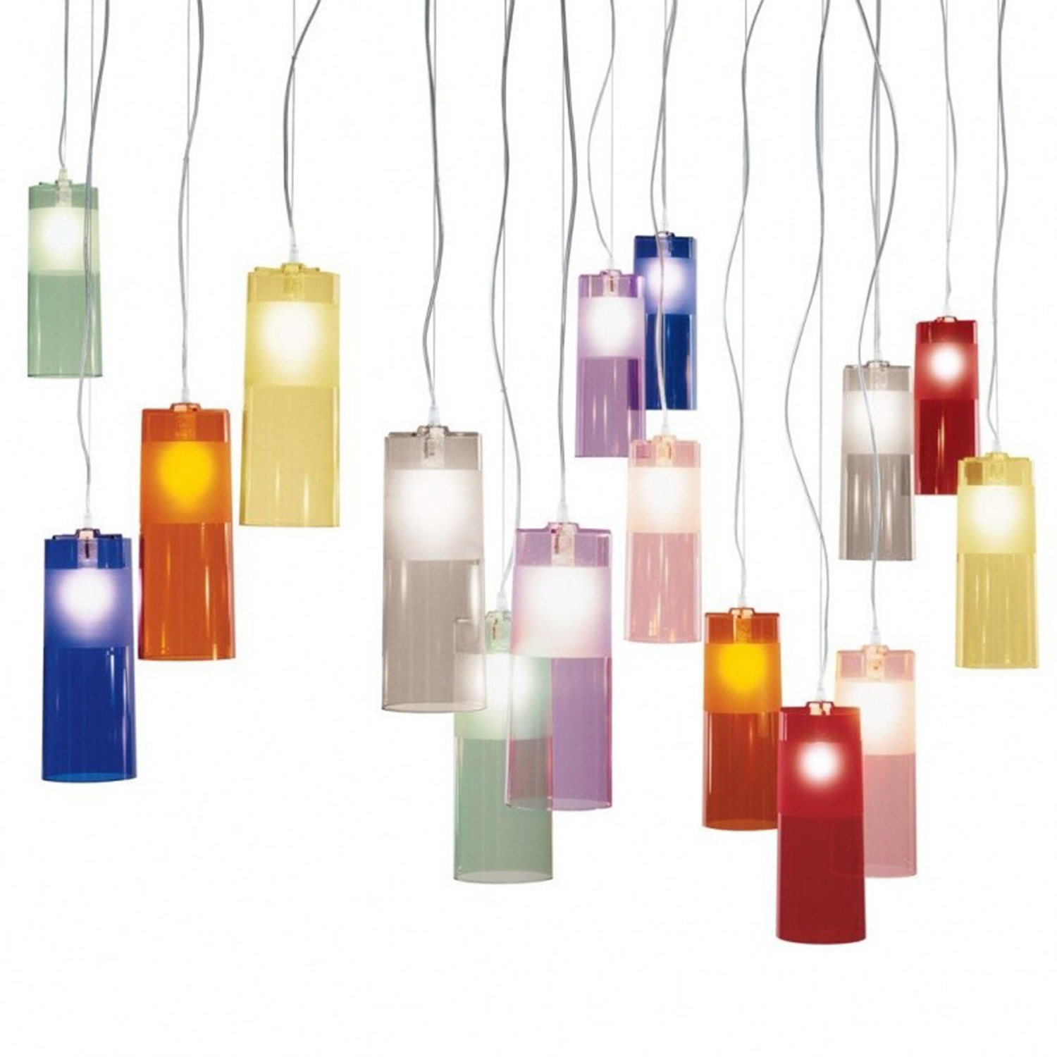 More information of Kartell - EASY pendant lamp