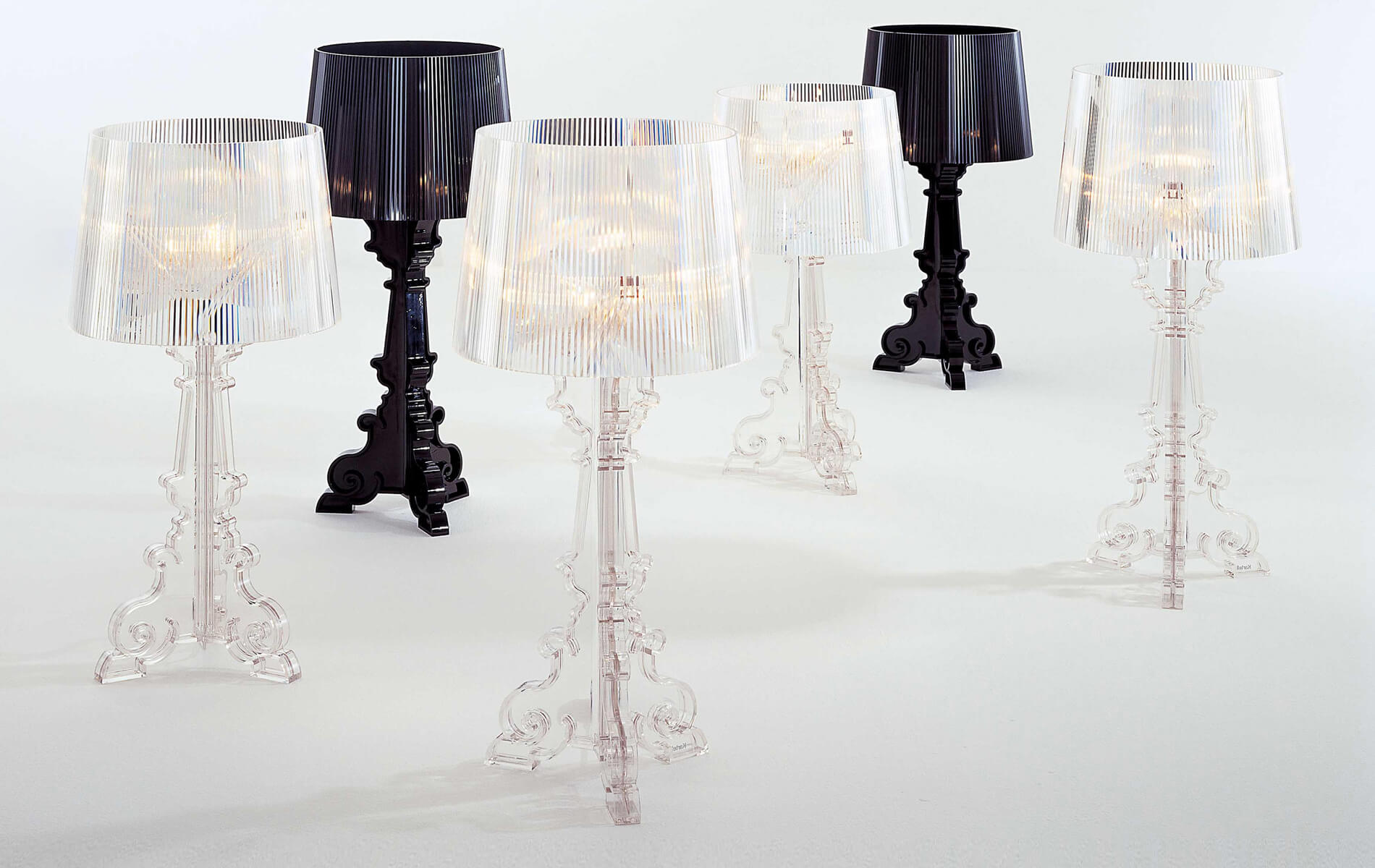 More information of Kartell BOURGIE table lamp