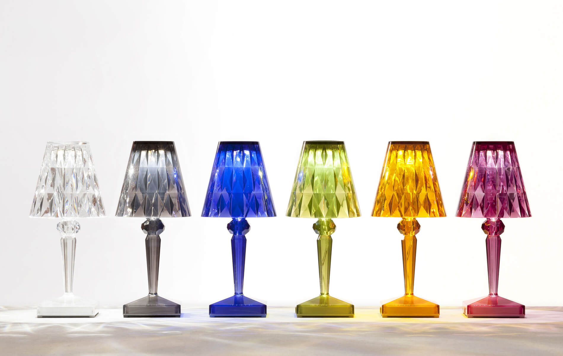 More information of Kartell BATTERY table lamp