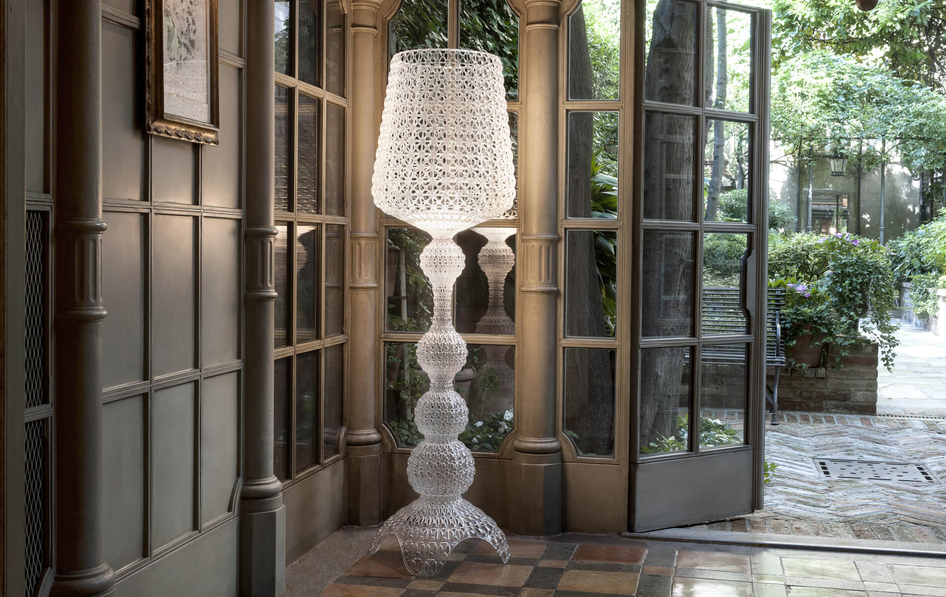 More information of Kartell KABUKI floor lamp