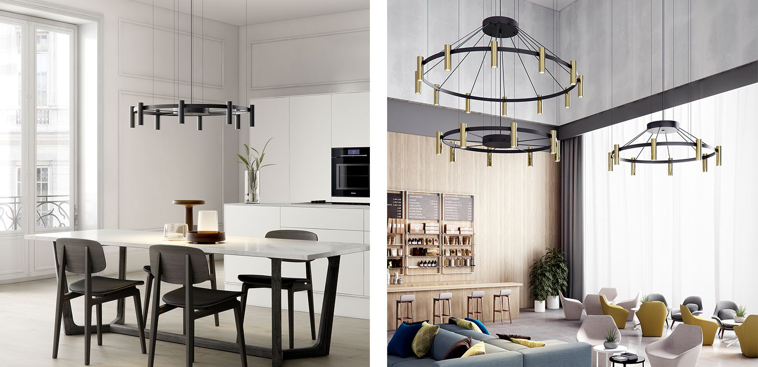 More information of Estiluz LAVERD pendant lamp